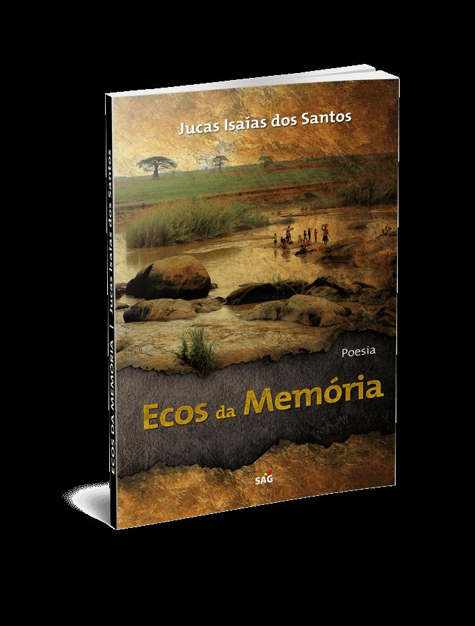 Livro Ecos memoria Angola Paginação editorial