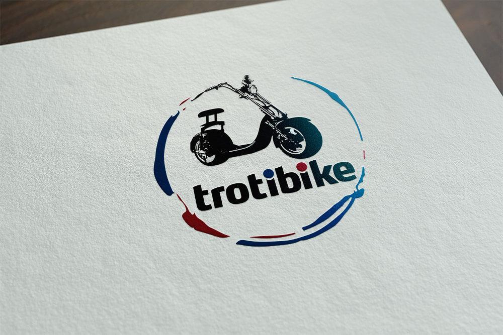 Trotibike Logo
