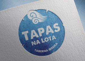 Logo Tapas na Lota