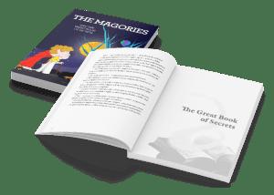 Livro Book Magoris
